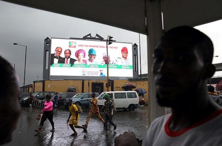 A Lagos Polling Unit Conversation