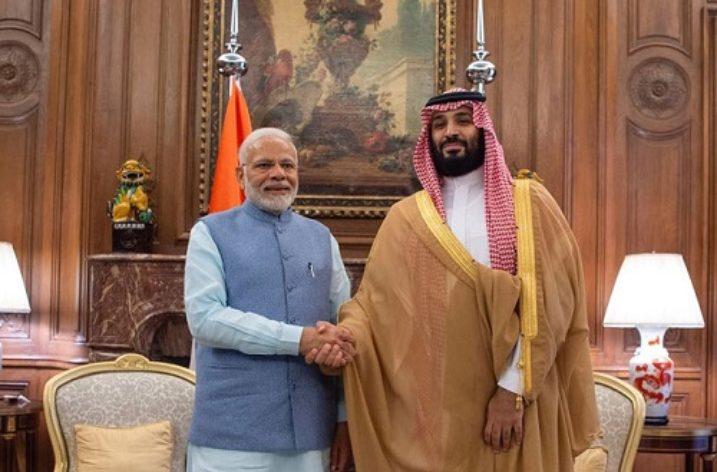 The Asian Venture: Visit of Crown Prince of Saudi Arabia