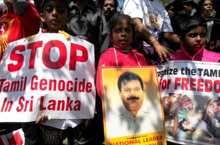 Sri Lanka: Justifying the Right of Tamils' Self-Rule