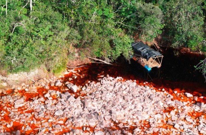 Venezuela's Blood Gold