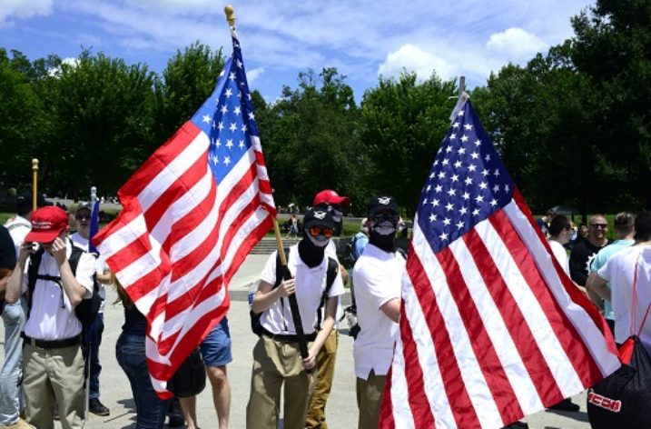 The ultra-right terrorist threat, race war, and moving into the mainstream