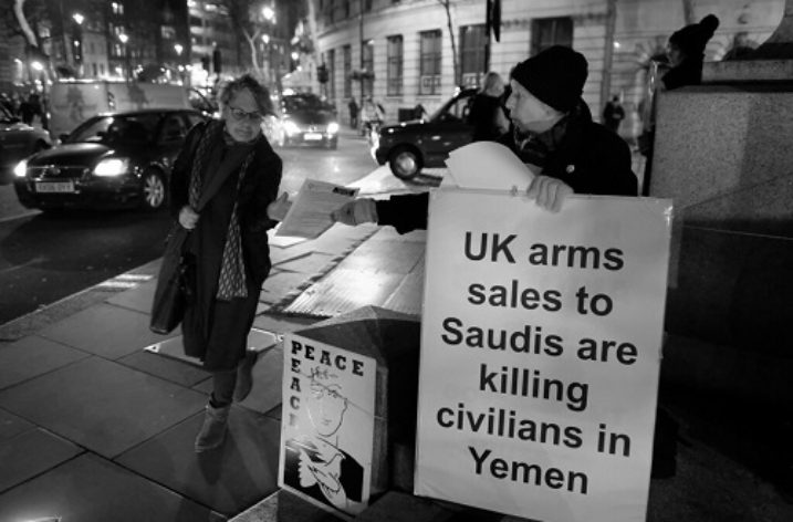 Saudi Arabia: Fresh legal challenge to stop UK Govt supplying arms for use in Yemen