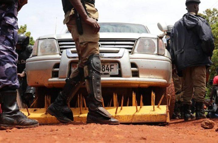 Ugandan MP Bobi Wine arrested and detained