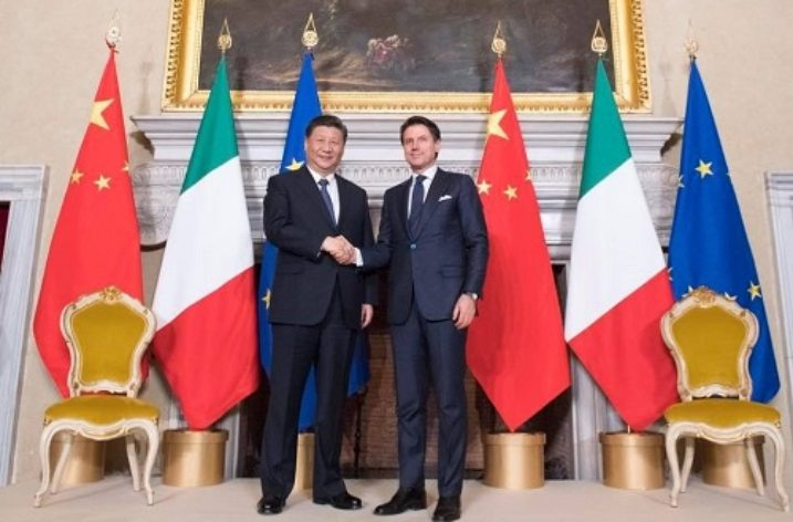 Why is the Italian leadership so inconsistent about the Silk Road?