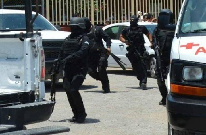 Mexican Airports' Criminal Infiltration
