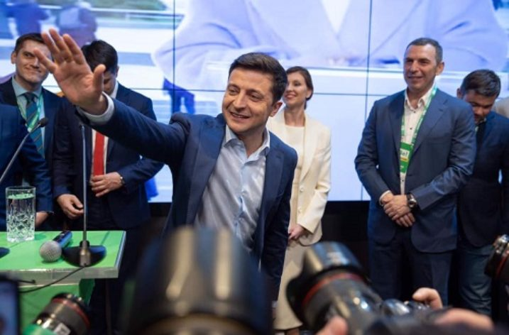 Foreign Policy Tasks for Ukraine's New President