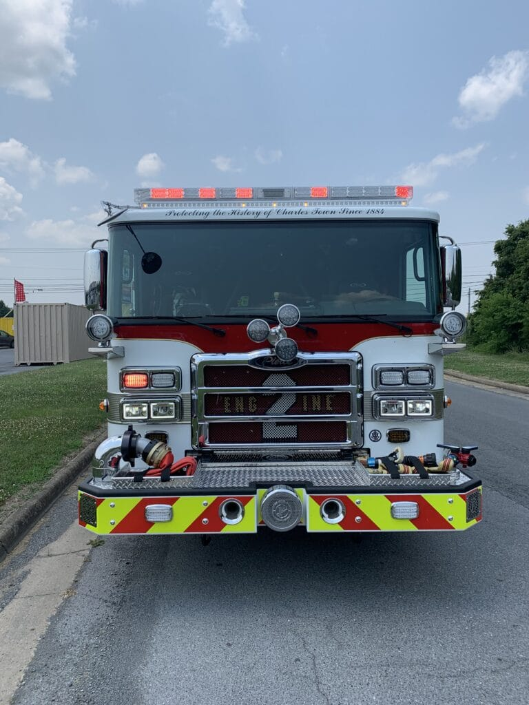 Emergency responder communication systems are vital during deployment of assets.