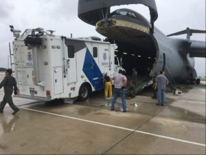 Mobile command centers may not be present for extended emergency communications.