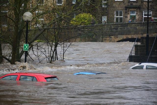 flooding destroys critical infrastructure