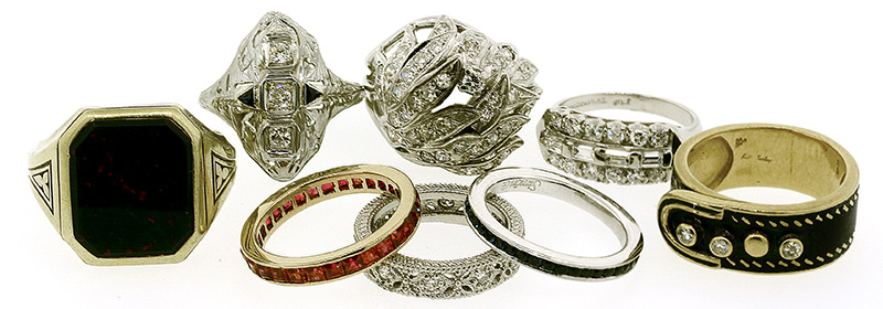 Selling Estate and Designer Jewelry Collections