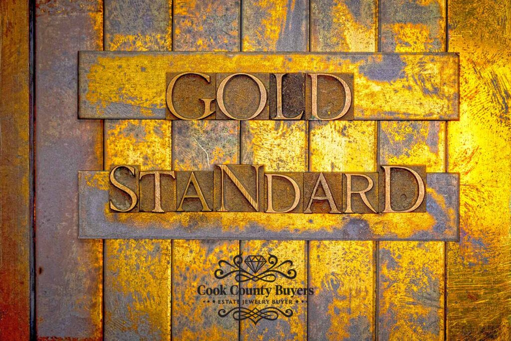 The Gold Standard & Selling Gold