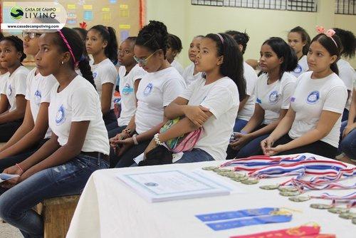 Robotics Summer Camp at Fundación MIR Girls School by The Community Bots