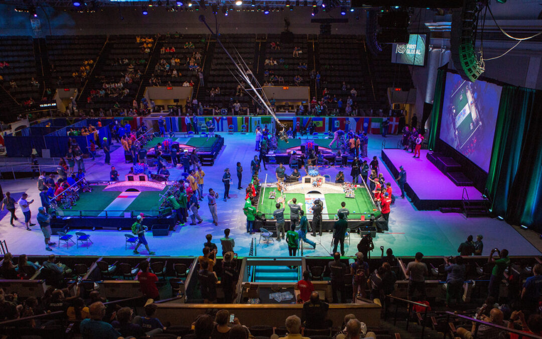 What Really Happened At That Robotics Competition You've Heard So Much About