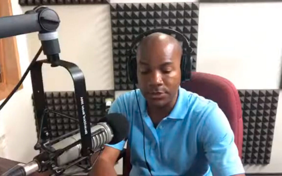 Community Bots' Radio Interview on the Jamaican Station 106FM During the Summer