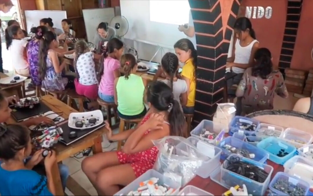 Program at NicaPhoto, Nicaragua during the summer of 2017