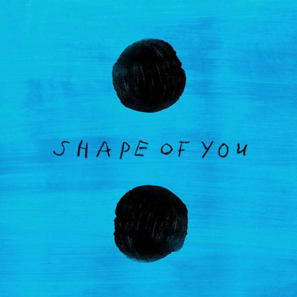 Ed Sheeran 'Shape Of You'