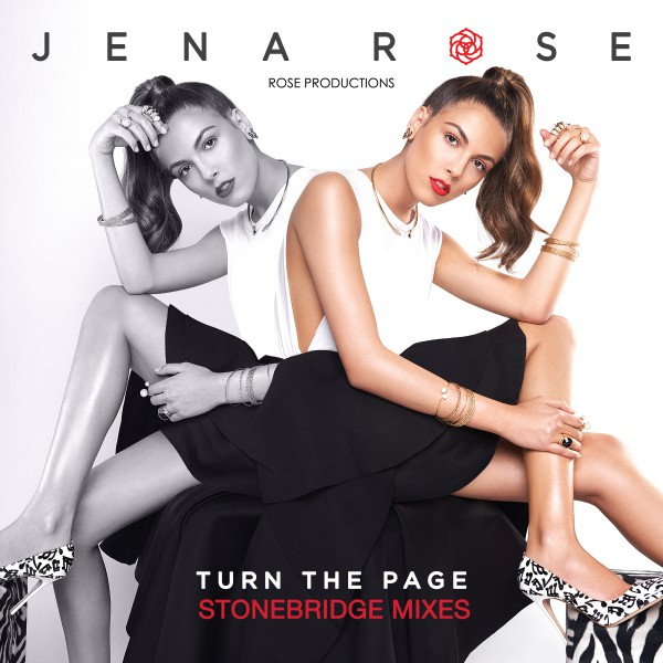 Jena Rose 'Turn The Page'
