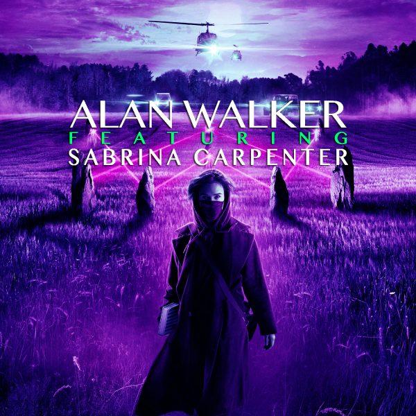 ALAN WALKER FT SABRINA CARPENTER 'On My Way'