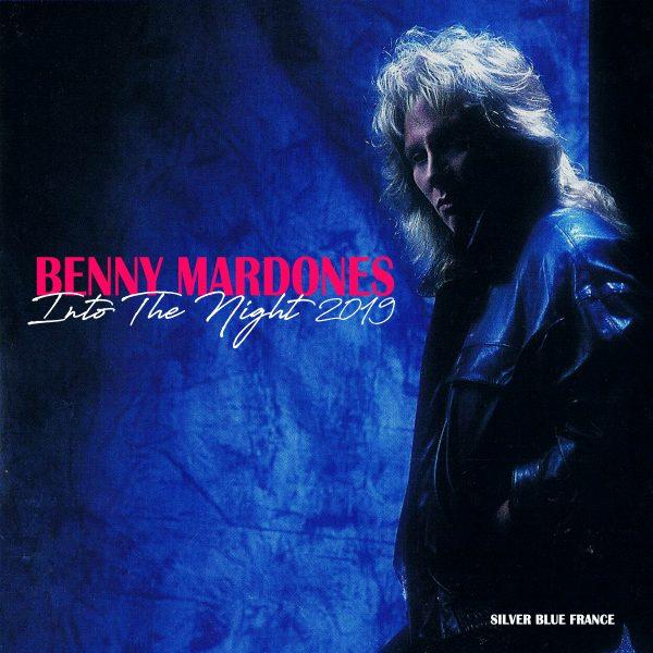 BENNY MARDONES 'Into The Night' (Silver Blue)