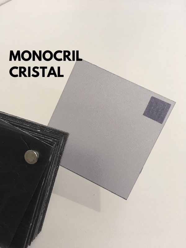 Monocril cristal