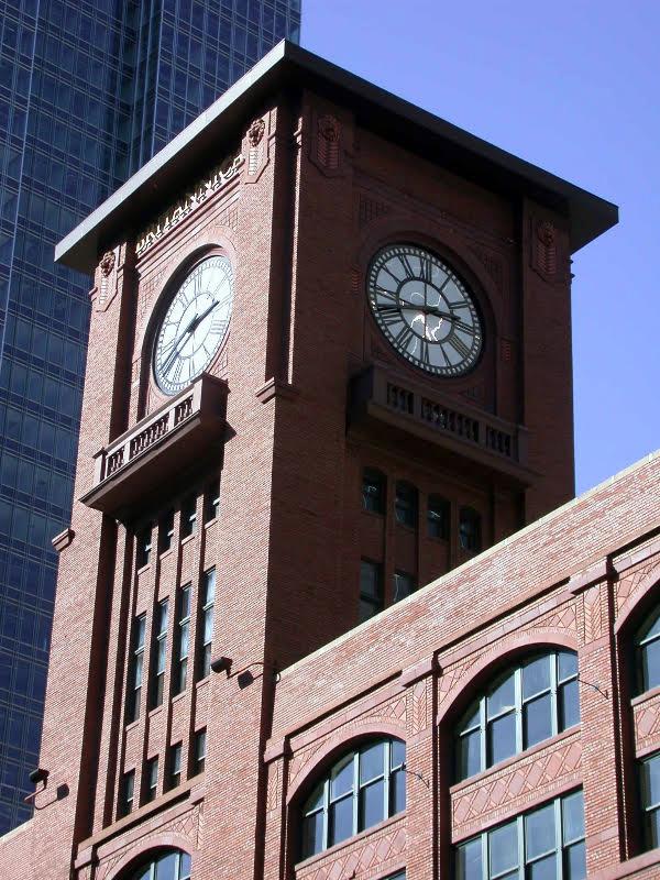 The Reid Murdoch Center: Exterior Façade Restoration & Clock Renovation