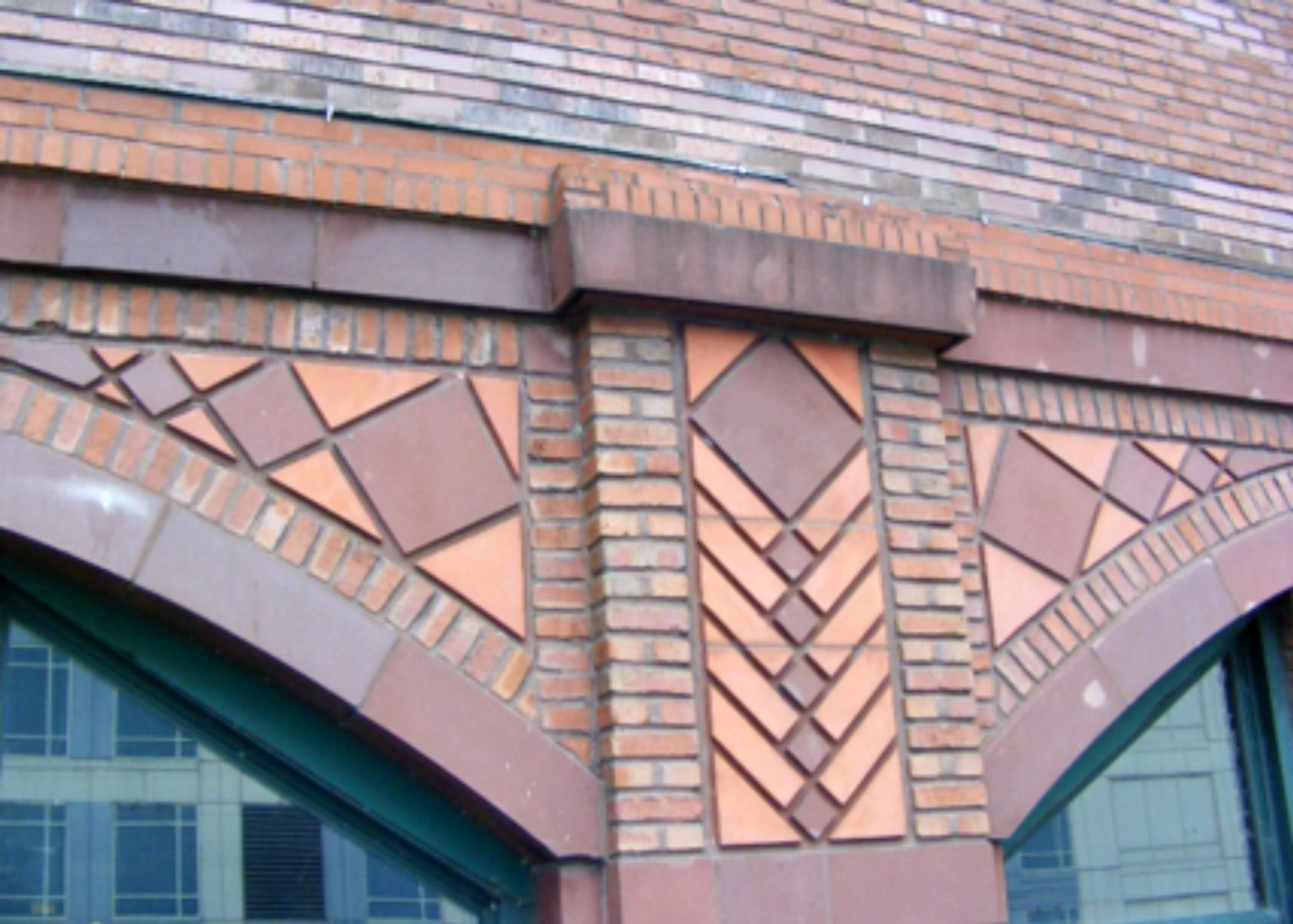 Terra cotta ornament