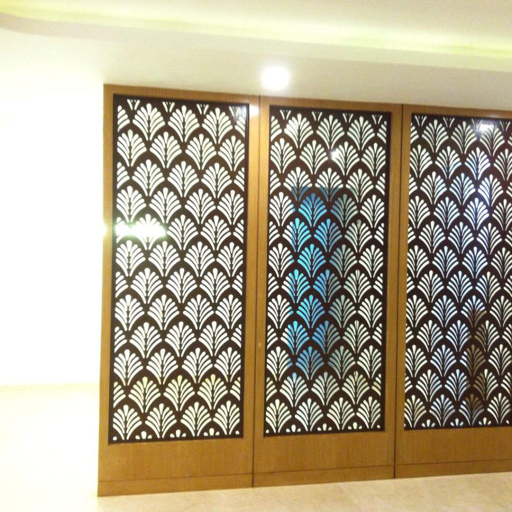 digital fabricated partition wall design in chennai