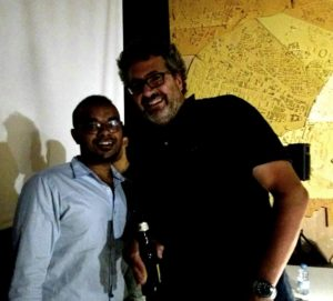 with international architect gregg lynn