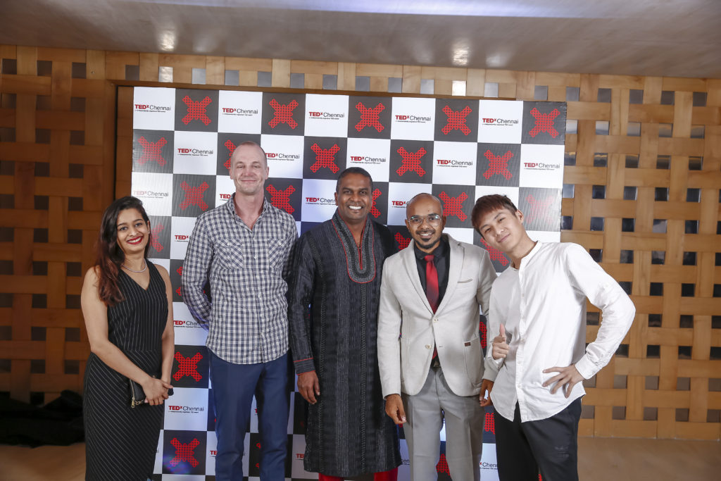 a plus r architects with sashi chelliah from master chef australia