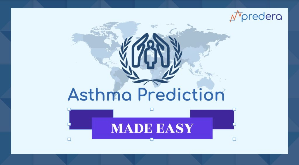 asthma banner Predera AIQ
