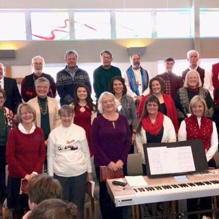 Choir, Cantata