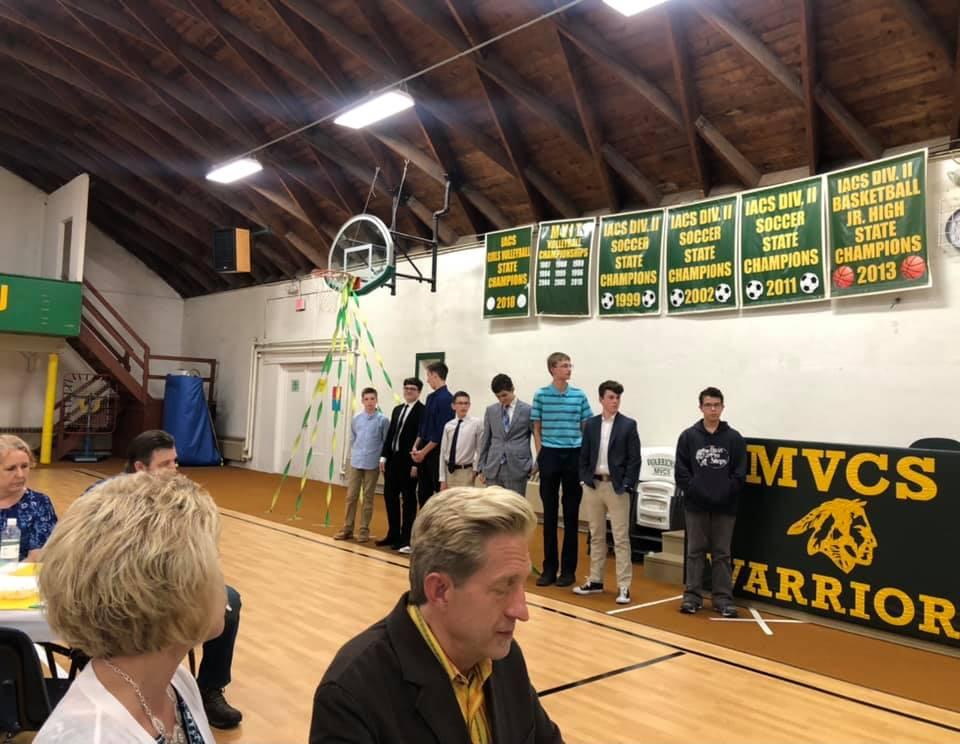 MVCS Basketball Awards
