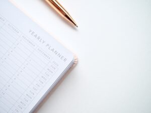 Using planner to improve work rate