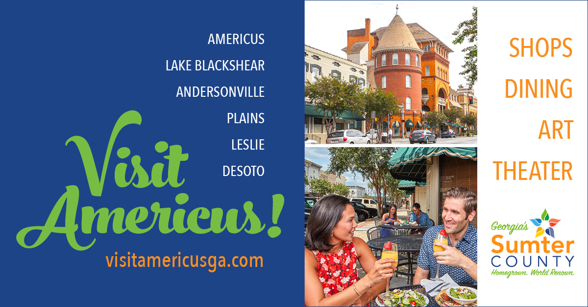 Visit Americus & Sumter County | Wish you were here
