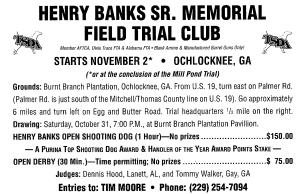 Henry Banks OSD