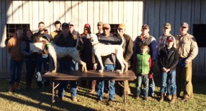Chickasaw winners