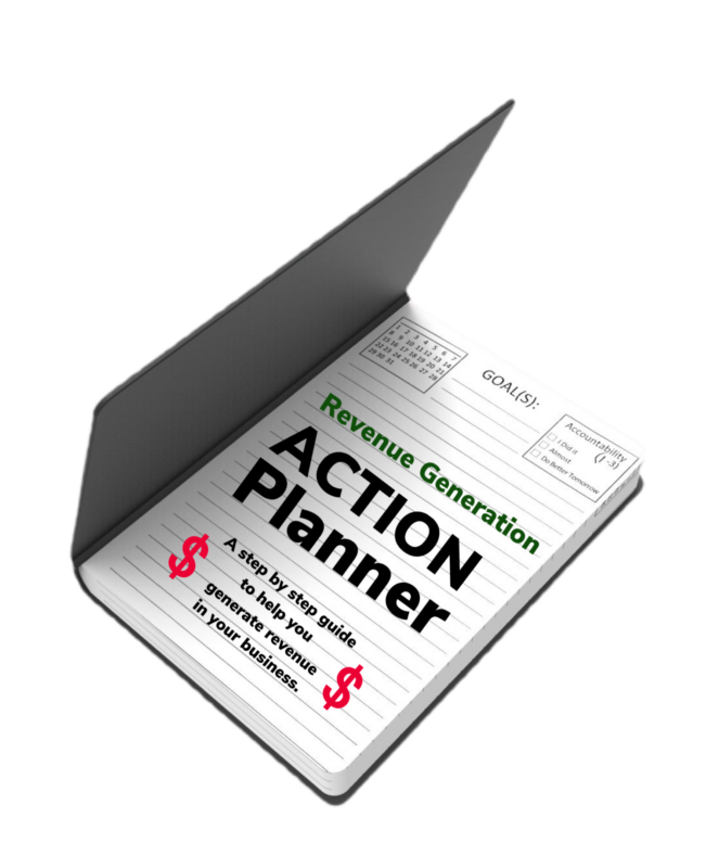 TTP Accounting Revenue Action Planner