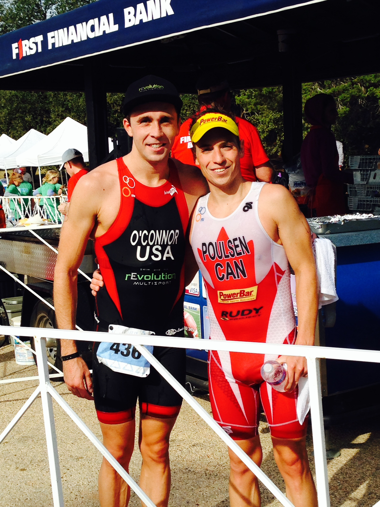 Trifecta 2014 with Coach Brent Poulsen
