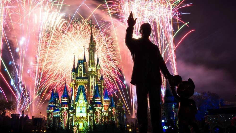 Happily Ever After e EPCOT Forever voltam a ser apresentados na Disney