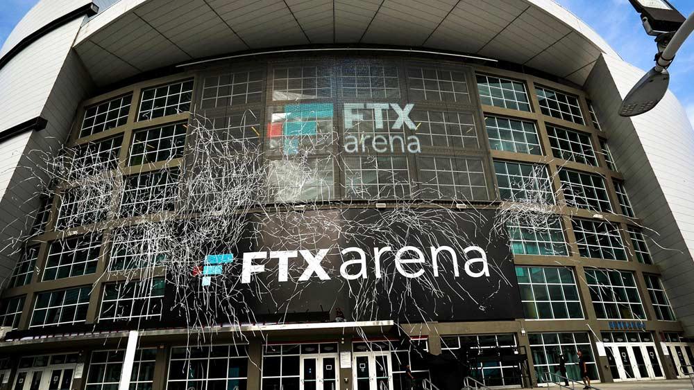 Miami: American Airlines Arena agora é FTX Arena