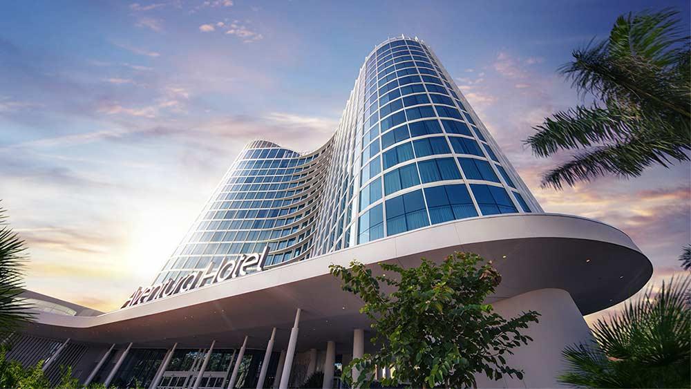 Aventura Hotel volta a receber hóspedes no complexo da Universal