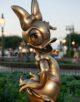 estátuas Disney