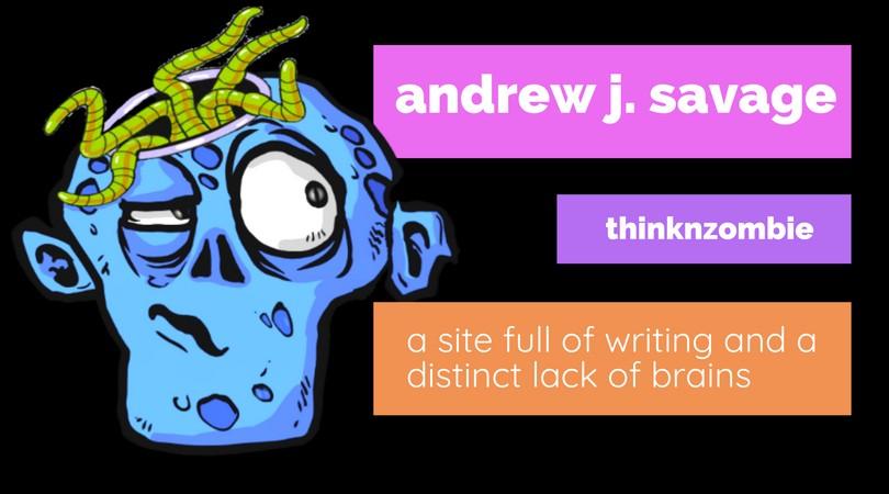 The various scribblings of Andrew J. Savage