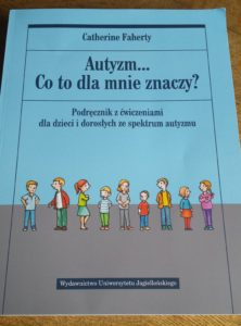 Autism...What Does It Mean To Me? Polish translation