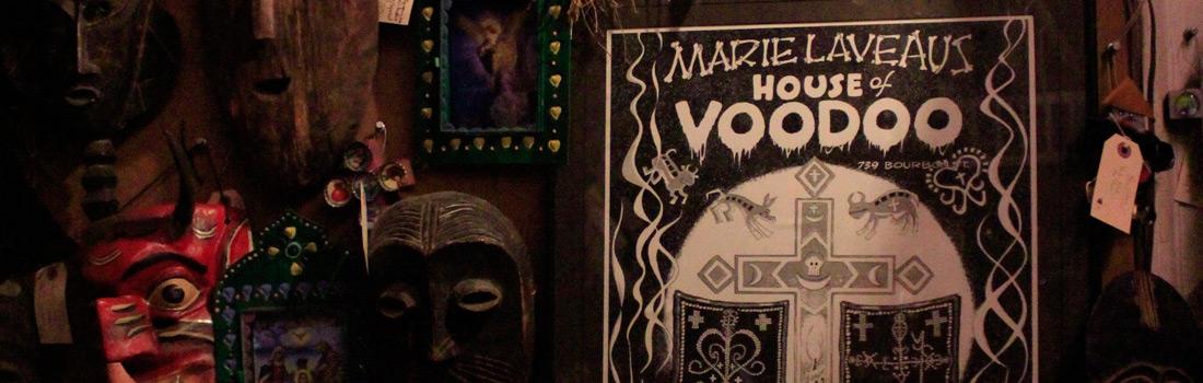 Marie Laveau Sign