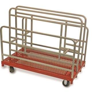 Heavy Duty Cross-Braced Panel/Sheet Mover