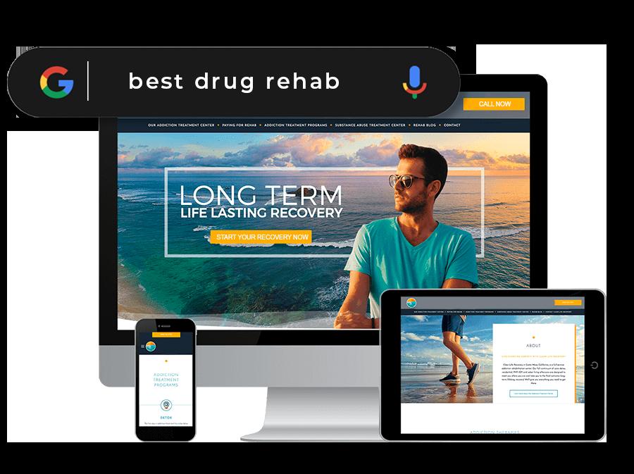 SEO for drug rehabs