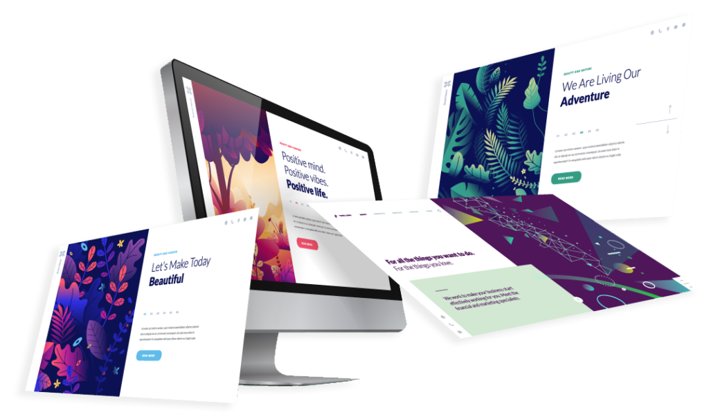 website design for drug rehabs and treatment centers