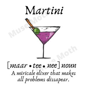 Martini Definition: Instagram Post
