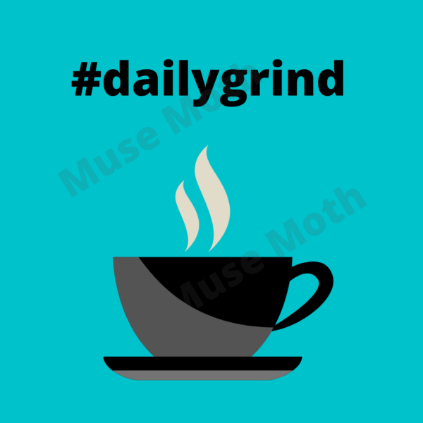 #dailygrind blue